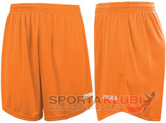 SHORT POLYESTER REAL NARANJA (1035.006)