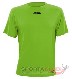 RUNNING T-SHIRT S/S LIME (CAR.W8H20.40)