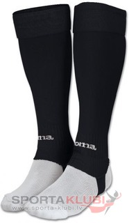 LEG FOOTBALL SOCKS (PACK 5) BLACK (LEG 101)