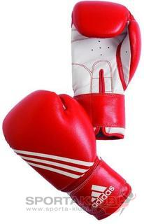 Training Boxing Glove, red/white (ADIBT02-RED/W)