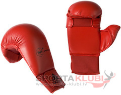 Gloves adidas Karate Mitt red (611.11-R)