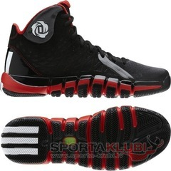 Basketball Footwear D ROSE 773 II BLACK1/LGTSCA/RUNWHT (G99329)