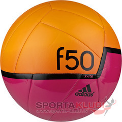 Football F50 X-ITE SOLZES/BLACK/VIVBER (G82959)
