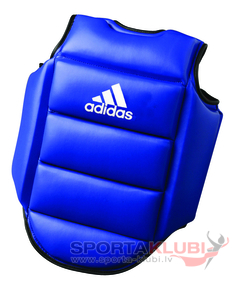 "Reversible Boxing Chest Guard ""REVISED"" (ADIP01-R/BLUE)"