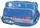 Soma Carry Bag-Shiny PU with Boxing Club Printing (ADIACC110-BOX/BLUE)