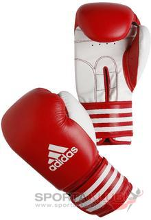 Ultima Competition Boxing Glove, red (ADIBC02-R/W)