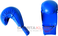 Gloves Kumite Mitt Blue (666.22-B)