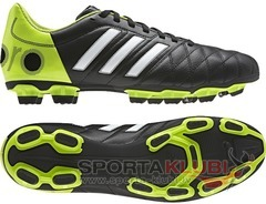 Football boots 11questra TRX FG Le BLACK1/RUNWHT/SOLSLI (D67547)