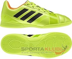 Kids Football shoes nitrocharge 3.0 IN SOLSLI/BLACK1/SOLZES (F32854)