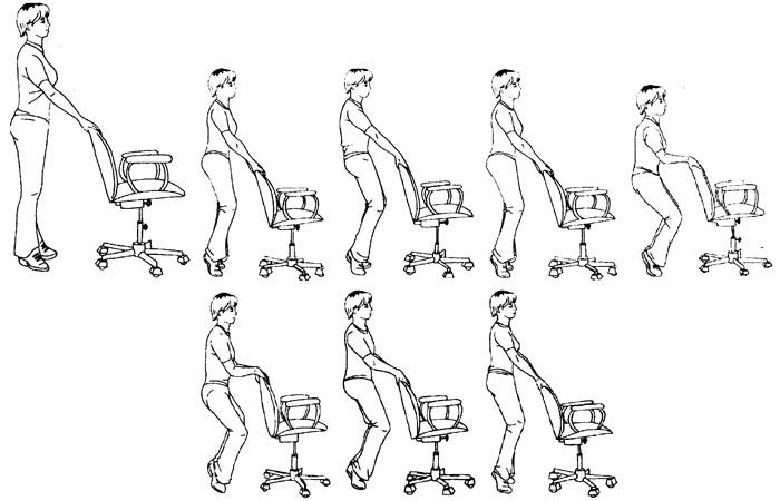 упражнения на укрепление суставов ног
